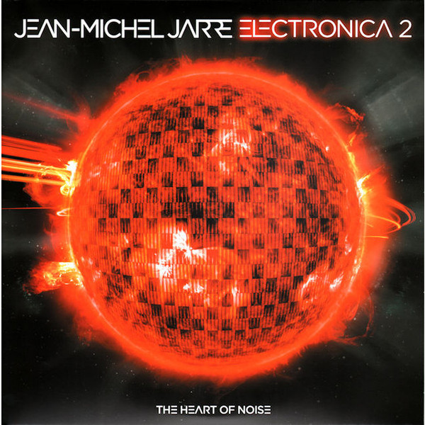 Jean Michel Jarre Jean Michel Jarre - Electronica 2: The Heart Of Noise (2 LP) the art of noise art of noise at the end of the century 2 cd dvd