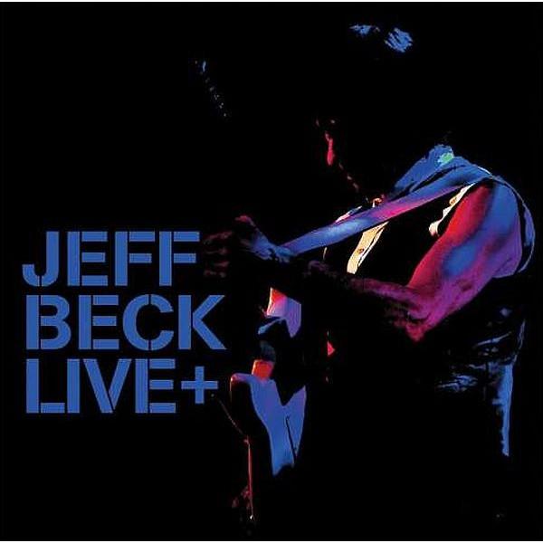 JEFF BECK JEFF BECK - LIVE +Виниловая пластинка<br><br>