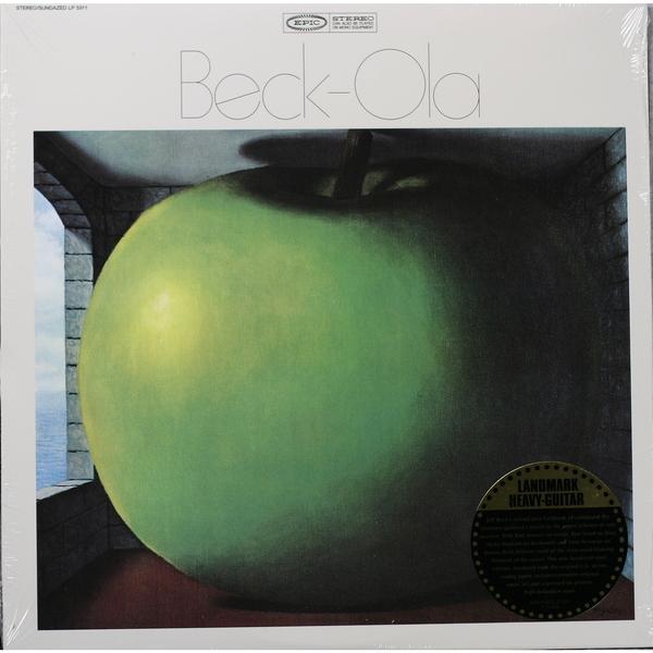 Jeff Beck Jeff Beck - Beck-ola (sundazed) jeff beck emotion