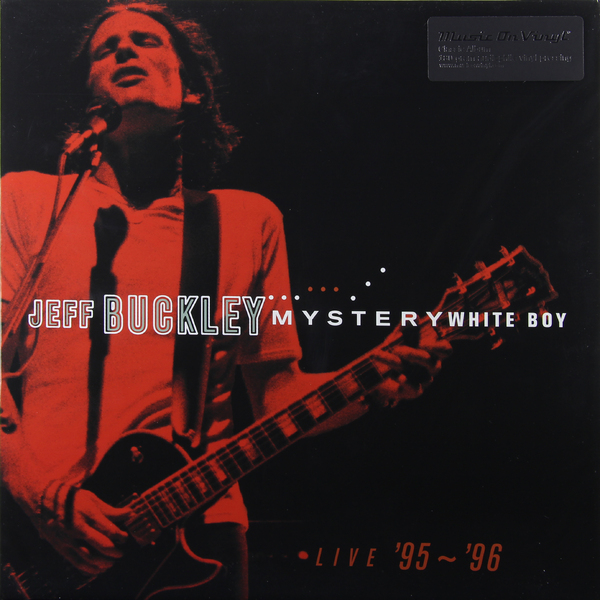 Jeff Buckley Jeff Buckley - Mystery White Boy (2 Lp, 180 Gr) abba abbaagnetha faltskog agnetha faltskog vol 2 180 gr