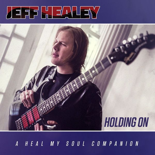 Jeff Healey Jeff Healey - Holding On (2 LP)