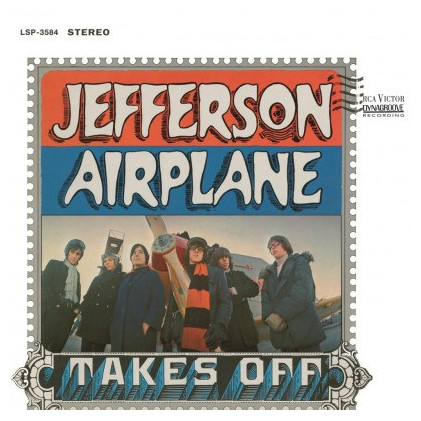 JEFFERSON AIRPLANE JEFFERSON AIRPLANE - TAKES OFFВиниловая пластинка<br><br>