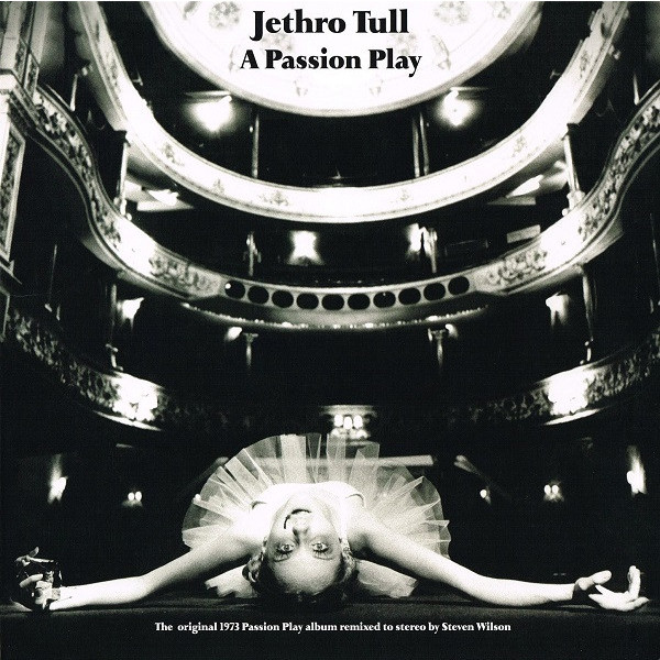 Jethro Tull Jethro Tull - A Passion Play ian anderson plays the orchestral jethro tull