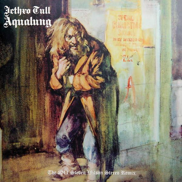 JETHRO TULL JETHRO TULL - AQUALUNGВиниловая пластинка<br><br>