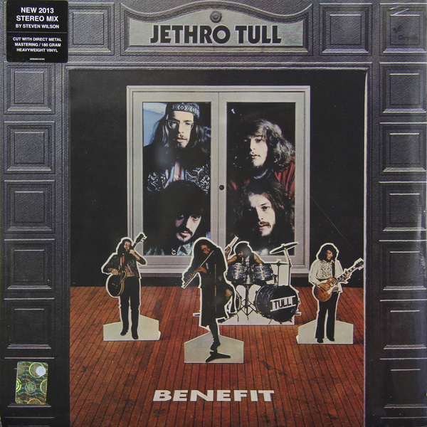 цена на Jethro Tull Jethro Tull - Benefit (180 Gr)