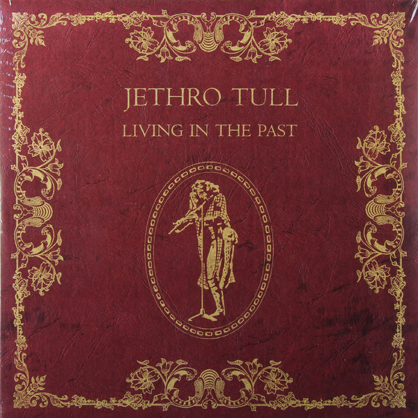 JETHRO TULL JETHRO TULL - LIVING IN THE PAST (2 LP) ian anderson plays the orchestral jethro tull