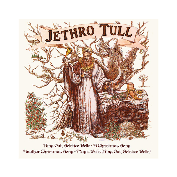 Jethro Tull Jethro Tull - Ring Out, Solstice Bells Ep ian anderson plays the orchestral jethro tull