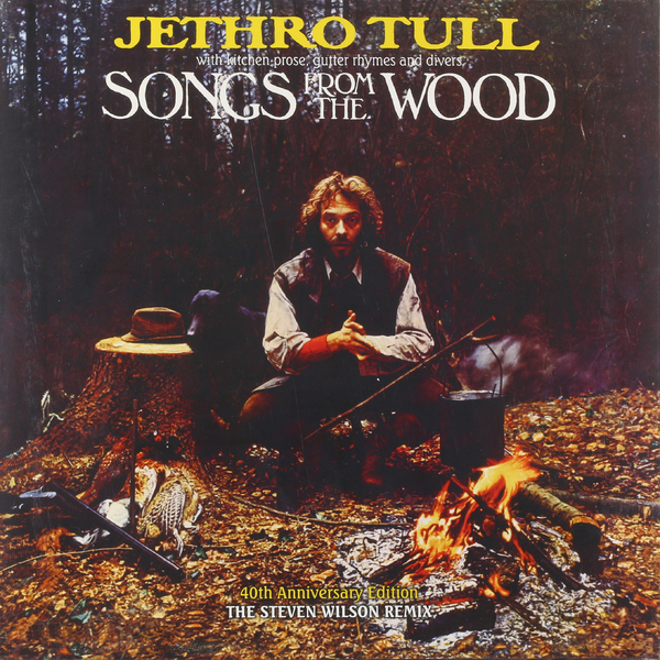 Jethro Tull Jethro Tull - Songs From The Wood ian anderson plays the orchestral jethro tull