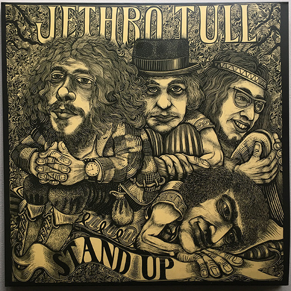 Jethro Tull Jethro Tull - Stand Up ian anderson plays the orchestral jethro tull