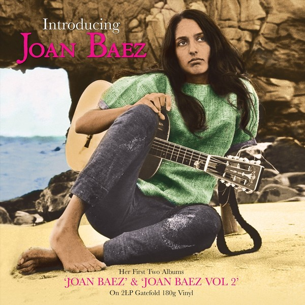 Joan Baez Joan Baez - Introducing (2 LP) платье just joan just joan ju014ewhcn04