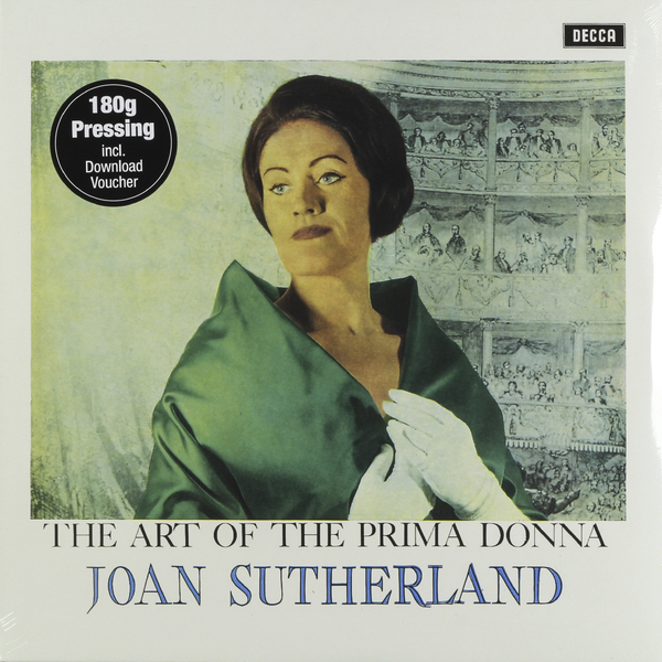 Joan Sutherland Joan Sutherland - The Art Of Prima Donna (2 Lp, 180 Gr) платье just joan just joan ju014ewhcn04