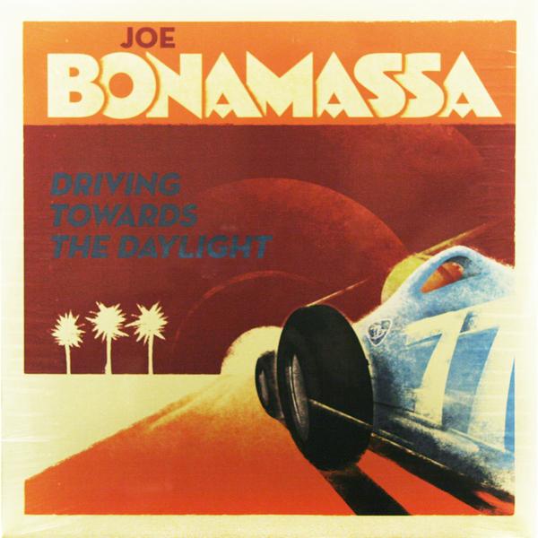 Joe Bonamassa Joe Bonamassa - Driving Towards The Daylight g1deon towards god