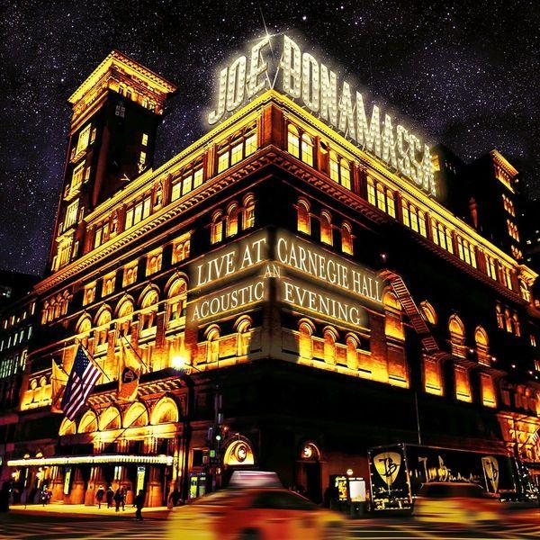 цена на Joe Bonamassa Joe Bonamassa - Live At Carnegie Hall - An Acoustic Evening (3 LP)