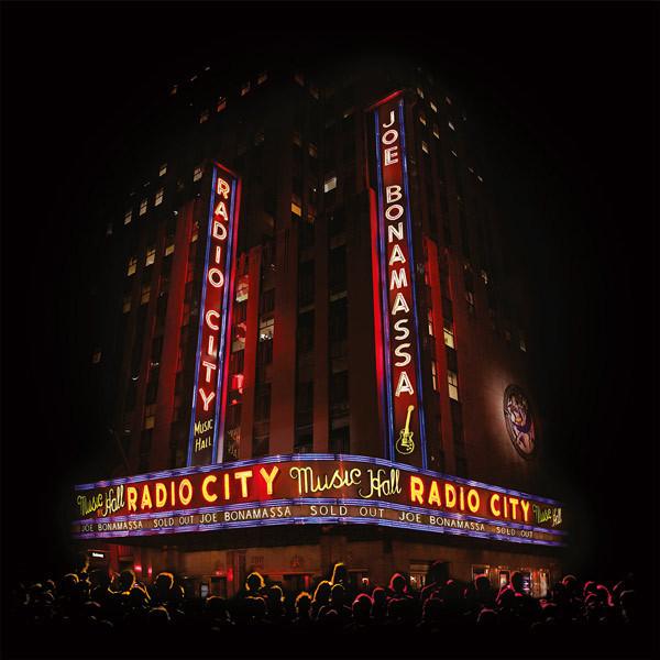 JOE BONAMASSA JOE BONAMASSA - LIVE AT RADIO CITY MUSIC HALL (2 LP) joe rivetto кардиган