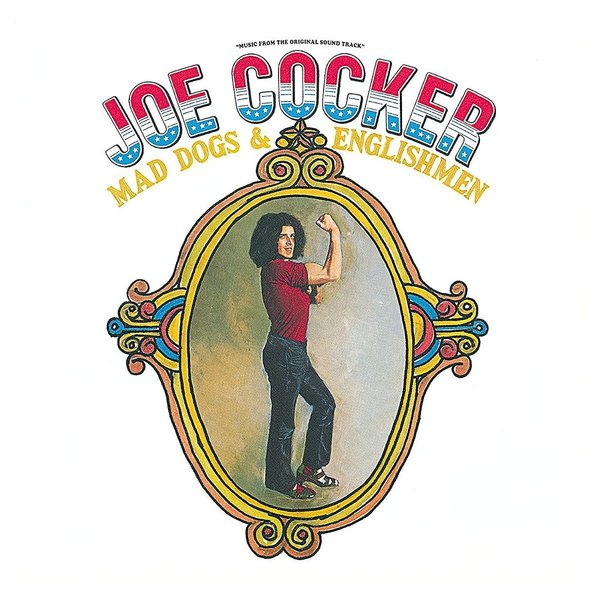Joe Cocker Joe Cocker - Mad Dogs   Englishmen (2 LP) joe dassin eternel cd