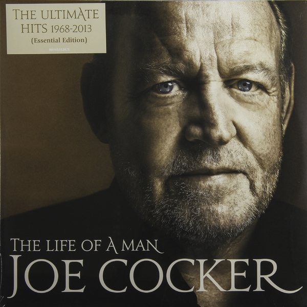 Joe Cocker Joe Cocker - The Life Of A Man. The Ultimate Hits (1968-2013) joe dassin eternel cd