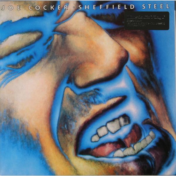 JOE COCKER JOE COCKER - SHEFFIELD STEEL (180 GR) joe rivetto кардиган