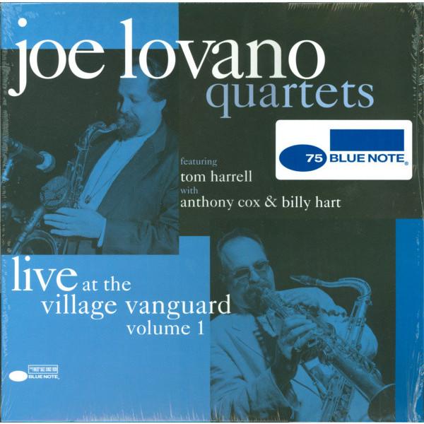 Joe Lovano Joe Lovano - Quartets: Live At The Village Vanguard (2 LP) joe vitale the awakened millionaire