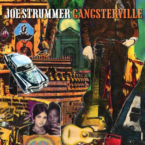 JOE STRUMMER JOE STRUMMER - GANGSTERVILLE (180 GR)