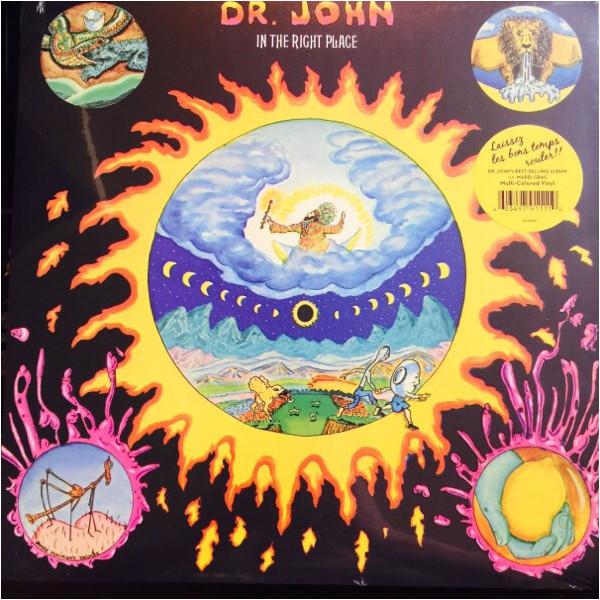 Dr. John Dr. John - In The Right Place (180 Gr) john boyne the boy in the striped pyjamas