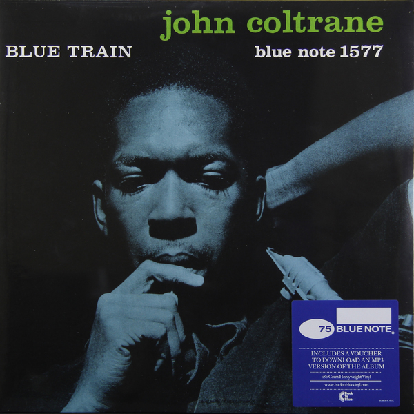 John Coltrane John Coltrane - Blue Train (180 Gr)