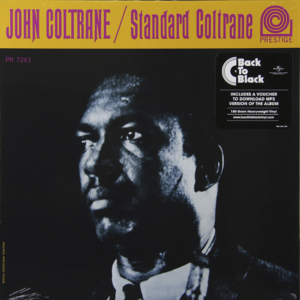 где купить John Coltrane John Coltrane - Standard Coltrane (180 Gr) по лучшей цене