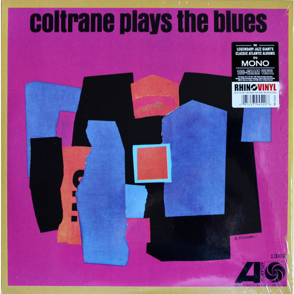 John Coltrane John Coltrane - Coltrane Plays The Blues (mono Remaster) (180 Gr) john mclaughlin