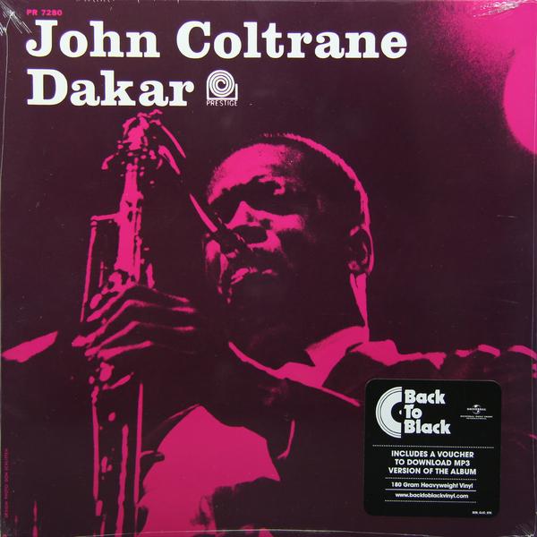 где купить John Coltrane John Coltrane - Dakar (180 Gr) по лучшей цене