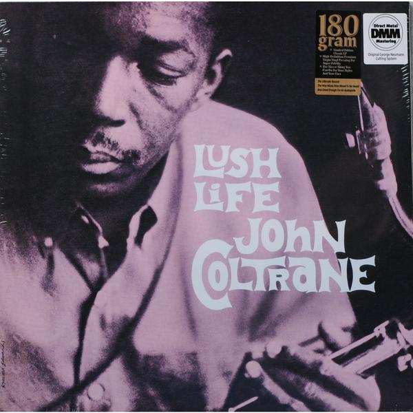 JOHN COLTRANE JOHN COLTRANE-LUSH LIFE (180 GR)