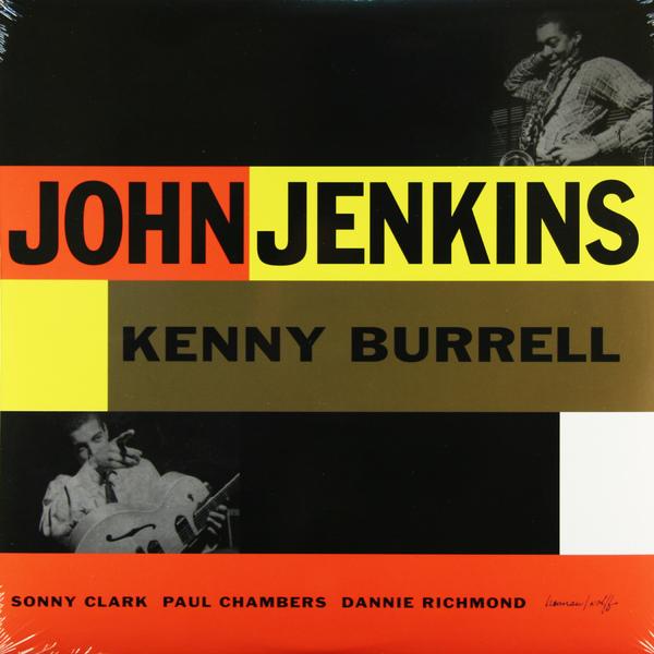 JOHN JENKINS JOHN JENKINS - WITH KENNY BURRELL (180 GR)