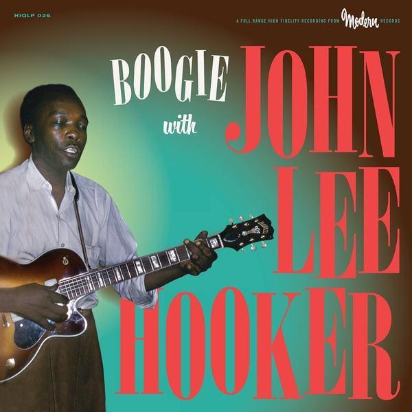 John Lee Hooker John Lee Hooker - Boogie With John Lee Hooker (180 Gr) arvin lee