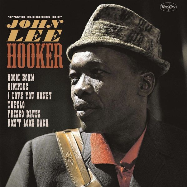 JOHN LEE HOOKER JOHN LEE HOOKER - TWO SIDES OF JOHN LEE HOOKER джон ли хукер john lee hooker cook with the hook 2 cd dvd