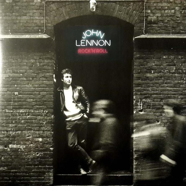 JOHN LENNON JOHN LENNON - ROCK 'N' ROLL