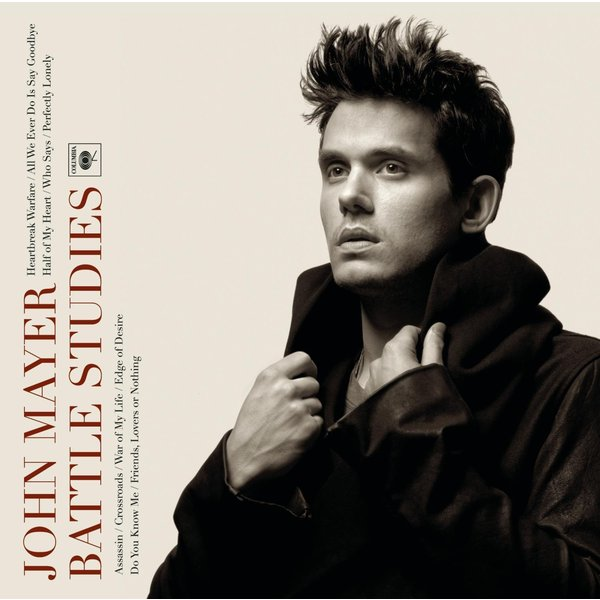 John Mayer John Mayer - Battle Studies (2 Lp, 180 Gr) john mclaughlin