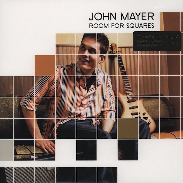 John Mayer John Mayer - Room For Squares