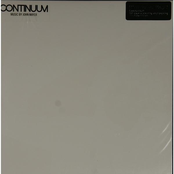 JOHN MAYER JOHN MAYER - CONTINUUM (2 LP, 180 GR)Виниловая пластинка<br><br>