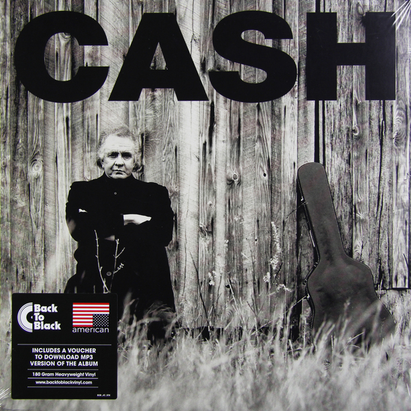 Johnny Cash Johnny Cash - American Ii: Unchained (180 Gr) джонни кэш cash johnny 8 classic albums 4cd