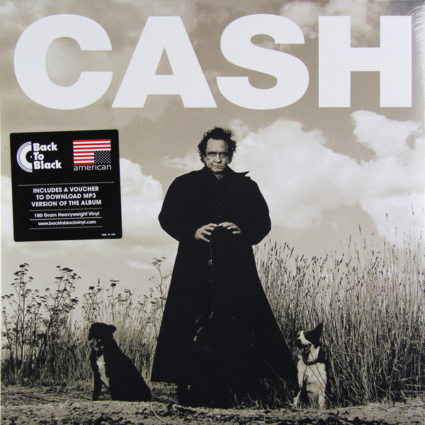 Johnny Cash Johnny Cash - American Recordings (180 Gr) джонни кэш cash johnny 8 classic albums 4cd