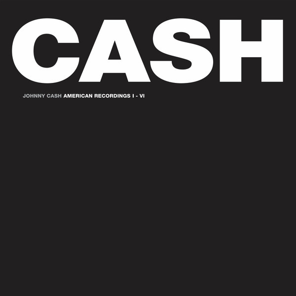 Johnny Cash Johnny Cash - American Recordings (7 LP) джонни кэш cash johnny 8 classic albums 4cd