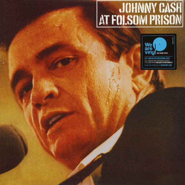 Johnny Cash Johnny Cash - At Folsom Prison (2 Lp, 180 Gr, Color) джонни кэш cash johnny 8 classic albums 4cd