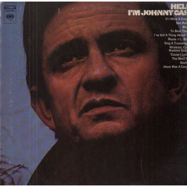 Johnny Cash Johnny Cash - Hello, I'm Johnny Cash джонни кэш cash johnny 8 classic albums 4cd