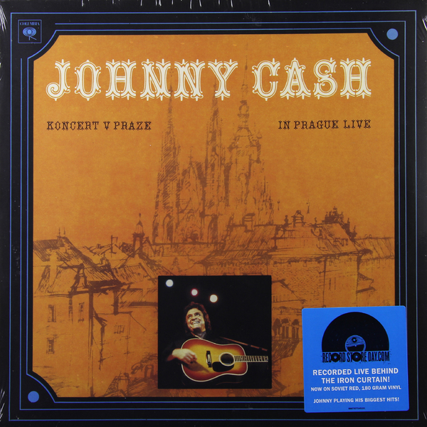 Johnny Cash Johnny Cash - Koncert V Praze (in Prague Live) джонни кэш cash johnny 8 classic albums 4cd