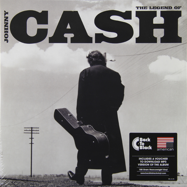 Johnny Cash Johnny Cash - Legend Of (2 Lp, 180 Gr) джонни кэш cash johnny 8 classic albums 4cd