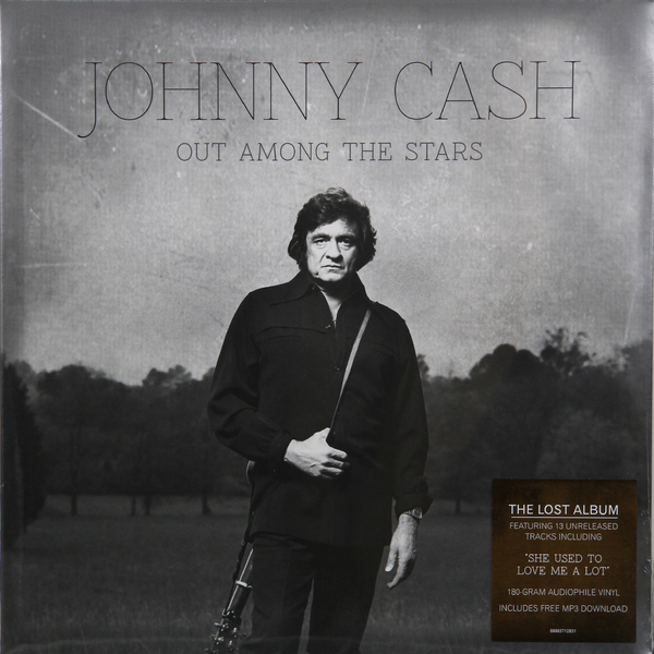 JOHNNY CASH JOHNNY CASH - OUT AMONG THE STARS (180 GR) johnny cash johnny cash the sound of