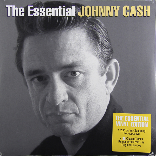 Johnny Cash Johnny Cash - The Essential Johnny Cash (2 LP) джонни кэш cash johnny 8 classic albums 4cd