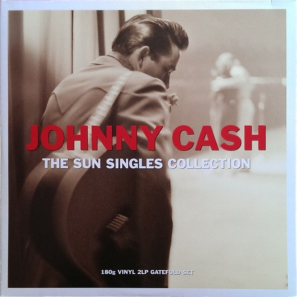 JOHNNY CASH JOHNNY CASH - THE SUN SINGLES (2 LP)