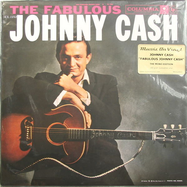Johnny Cash Johnny Cash - Fabolous Johnny Cash джонни кэш cash johnny 8 classic albums 4cd