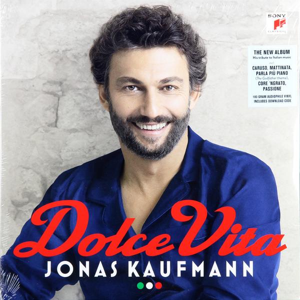 Jonas Kaufmann Jonas Kaufmann - Dolce Vita (2 Lp, 180 Gr) guano apes guano apes proud like a god 180 gr colour
