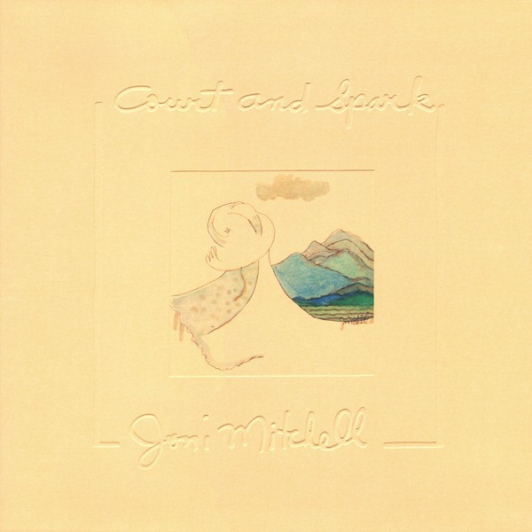 JONI MITCHELL JONI MITCHELL - COURT AND SPARK виниловая пластинка mitchell joni the hissing of summer lawns
