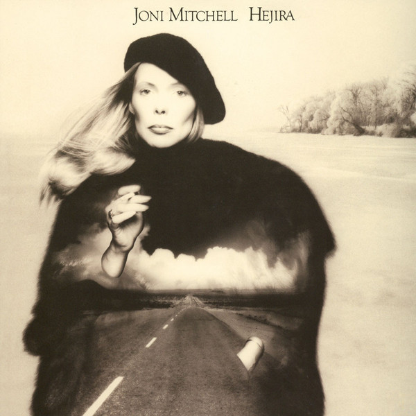 JONI MITCHELL JONI MITCHELL - HEJIRA виниловая пластинка mitchell joni the hissing of summer lawns